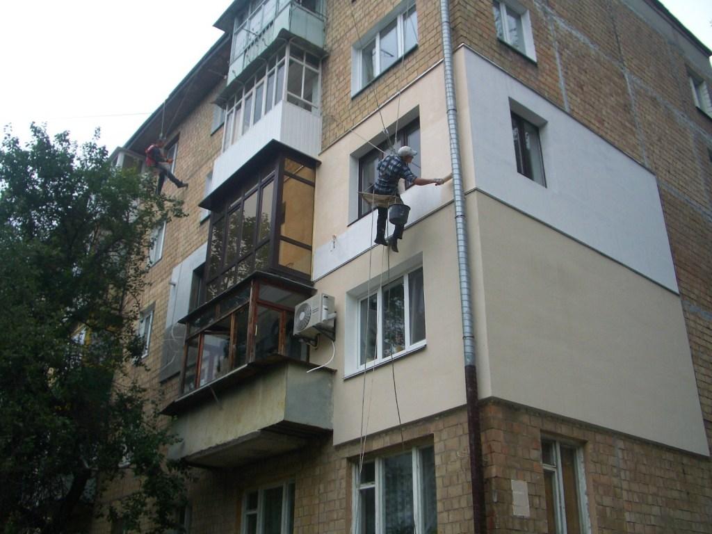 Утепление фасада пеноплексом сколько стоит